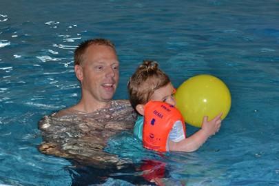 Diploma zwemmen Baby / Puppy