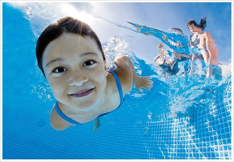 Zoutelektrolyse bij zwemschool Aqua Groningen